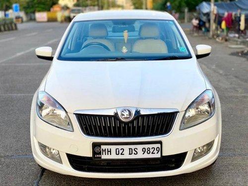 Skoda Rapid 1.5 TDI Elegance 2015 MT for sale in Mumbai