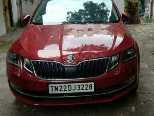 2017 Skoda Octavia Elegance 2.0 TDI AT for sale in Chennai