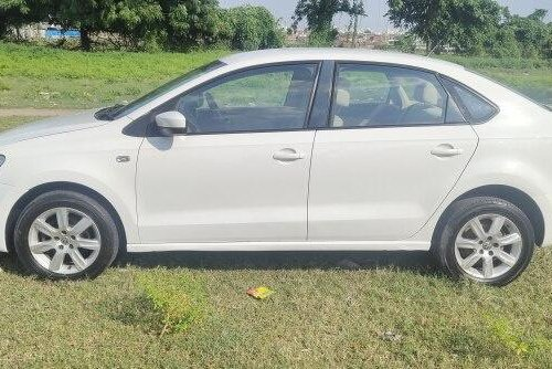 2010 Volkswagen Vento Petrol Highline AT for sale in Ahmedabad