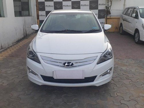 Used 2016 Hyundai Verna AT for sale in Jaipur-10