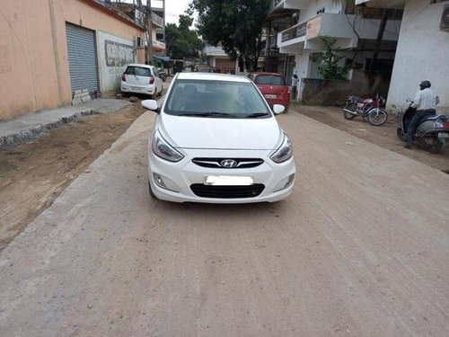 2014 Hyundai Verna 1.6 SX CRDi (O) MT in Hyderabad