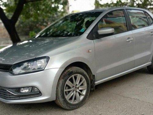2015 Volkswagen Polo 1.2 MPI Highline Plus MT in Faridabad