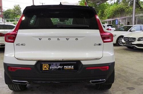 Volvo XC40 2018 AT for sale in Hyderabad