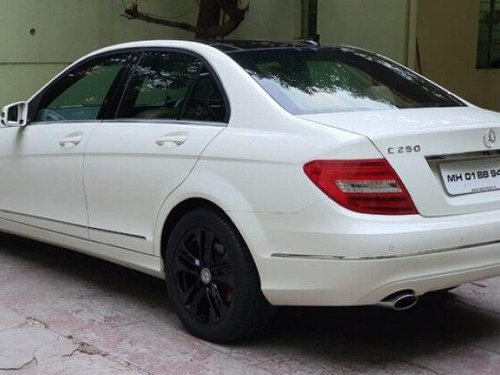 Used 2012 Mercedes Benz C-Class C 250 CDI Avantgarde AT in Pune