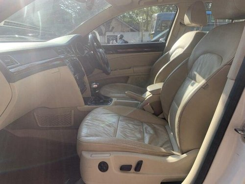 2011 Skoda Superb 1.8 TSI AT for sale in Pune