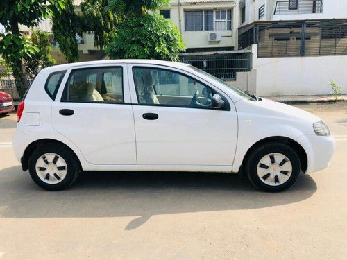 2011 Chevrolet Aveo 1.4 CNG MT for sale in Ahmedabad