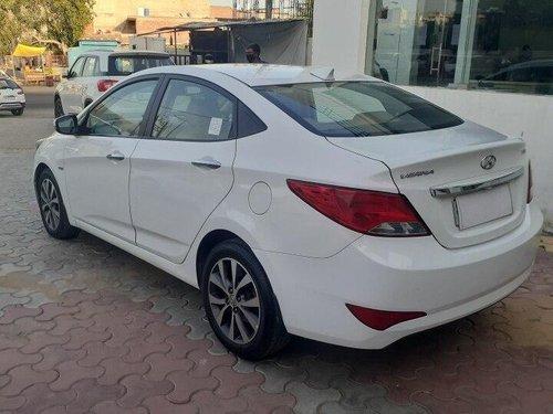 Used 2016 Hyundai Verna AT for sale in Jaipur