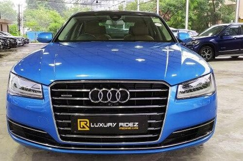 Used 2015 Audi TT AT for sale in Hyderabad
