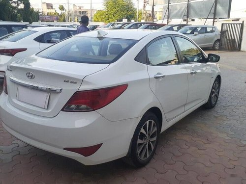Used 2016 Hyundai Verna AT for sale in Jaipur-8