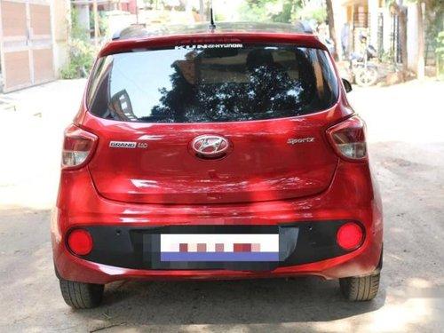 Hyundai i10 Sportz 2018 AT for sale in Chennai