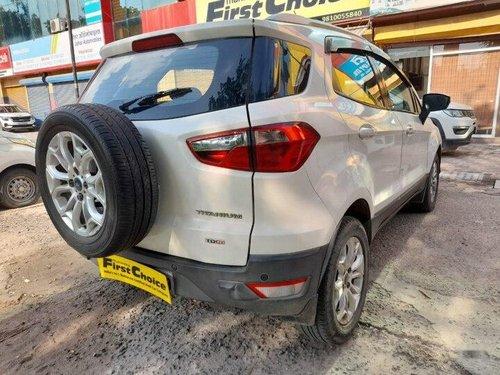 2014 Ford EcoSport 1.5 Diesel Titanium MT for sale in Faridabad