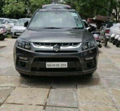 Maruti Vitara Brezza VDi 2016 MT for sale in Pune