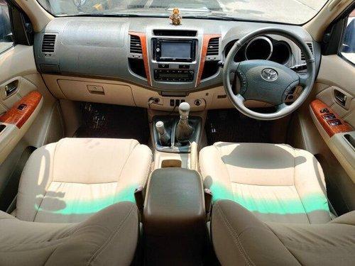 Toyota Fortuner 4x4 2012 MT for sale in Mumbai