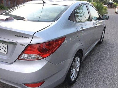 Used 2013 Hyundai Verna MT for sale in New Delhi