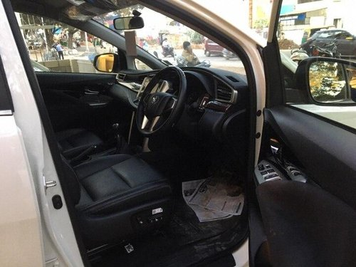 2019 Toyota Innova Crysta 2.4 ZX MT in Bangalore