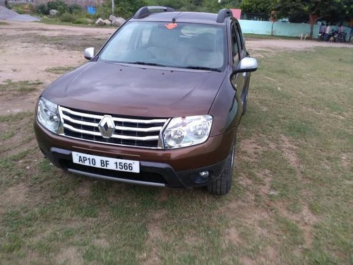 Renault Duster 110PS Diesel RxZ 2013 MT for sale in Ahmedabad