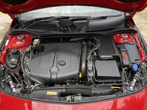 Mercedes-Benz CLA 200 CDI Sport 2016 AT for sale in Pune