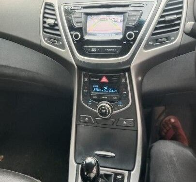 Used 2016 Hyundai Elantra 1.6 SX MT for sale in Pune