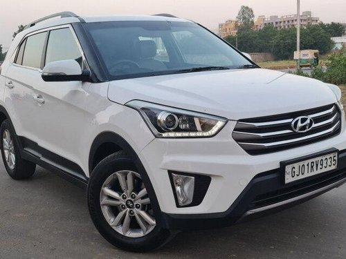 Used 2017 Hyundai Creta 1.6 CRDi SX MT in Ahmedabad