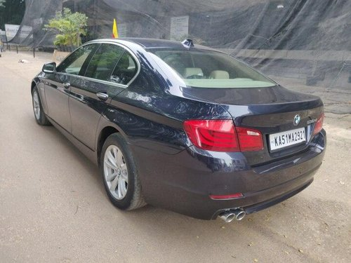 2010 BMW 5 Series 530d AT for sale in Bangalore