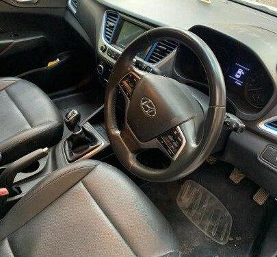 Used 2018 Hyundai Verna Anniversary Edition Petrol AT for sale in New Delhi