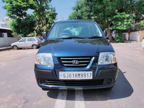 Used Hyundai Santro L1 2007 MT for sale in Ahmedabad
