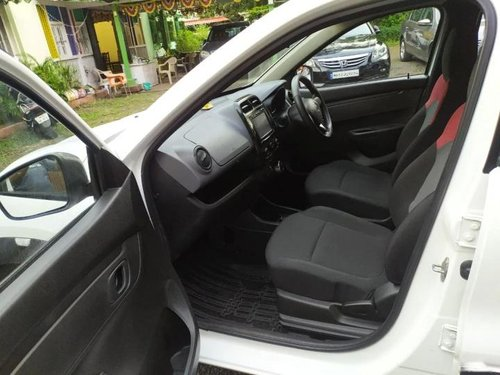 Renault Kwid RXT 2017 AT for sale in Pune