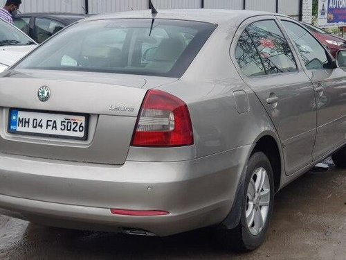 2011 Skoda Laura Ambition 2.0 TDI CR AT in Pune