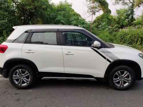 2017 Maruti Suzuki Vitara Brezza ZDi Plus MT for sale in Mumbai-8