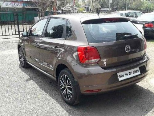 Used 2017 Volkswagen Polo 1.5 TDI Highline MT for sale in Pune