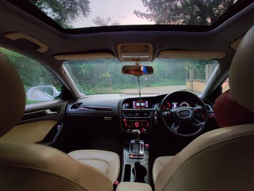2016 Audi A4 2.0 TDI Premium Sport Limited Edition AT in Mumbai