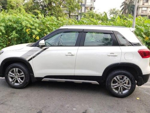 2017 Maruti Suzuki Vitara Brezza ZDi Plus MT for sale in Mumbai-7