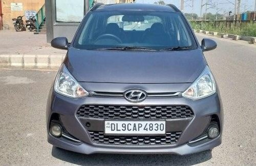 Used 2017 Hyundai Grand i10 1.2 Kappa Sportz MT in New Delhi