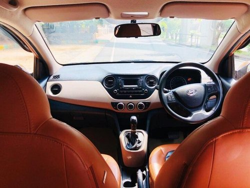 2016 Hyundai Grand i10 Asta Option AT in Bangalore