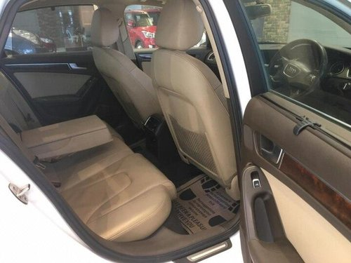 2013 Audi A4 2.0 TDI AT for sale in Bangalore