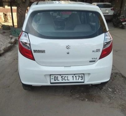 Maruti Suzuki Alto K10 VXI 2015 AT for sale in Gurgaon