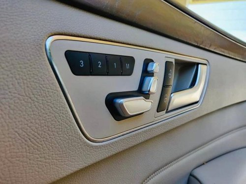 2015 Mercedes Benz E Class AT for sale in Ahmedabad