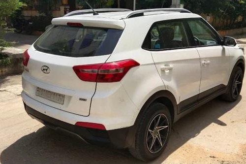 2017 Hyundai Creta 1.6 SX Diesel MT for sale in Hyderabad
