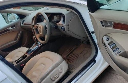 2011 Audi A4 2.0 TDI AT for sale in Pune