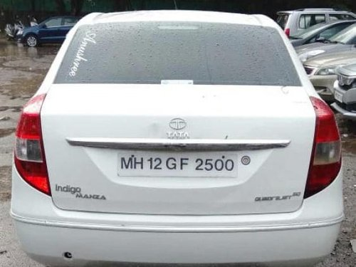 2010 Tata Manza Aqua Quadrajet MT for sale in Pune
