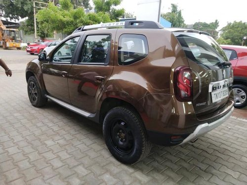 Renault Duster 110PS Diesel RxZ 2017 MT for sale in Chennai