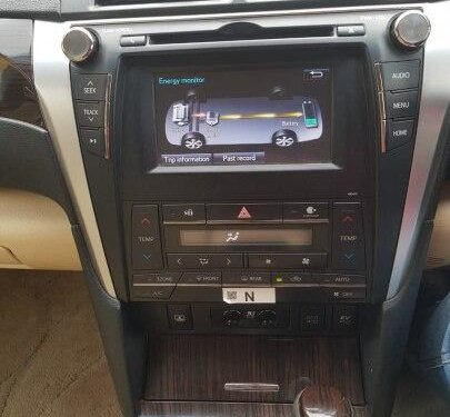 Toyota Camry 2015 AT for sale in Pune