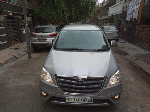 2014 Toyota Innova 2.5 VX (Diesel) 7 Seater MT for sale in New Delhi