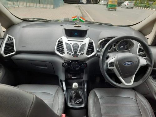 2014 Ford EcoSport 1.5 Petrol Ambiente MT in Bangalore