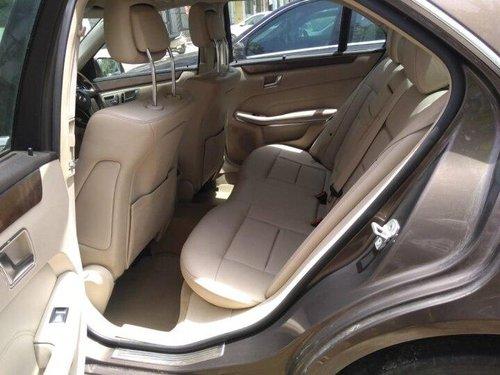 2014 Mercedes-Benz E-Class E250 CDI Avantgarde AT in New Delhi