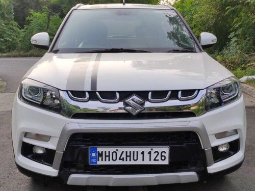 2017 Maruti Suzuki Vitara Brezza ZDi Plus MT for sale in Mumbai