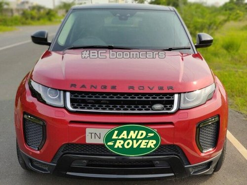 2016 Land Rover Range Rover Evoque 2.0 TD4 HSE Dynamic AT in Chennai