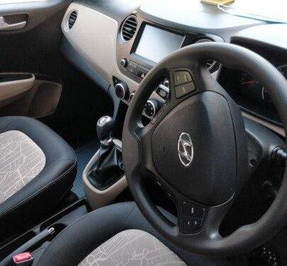 2017 Hyundai i10 Sportz MT for sale in Indore