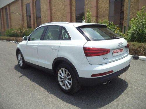 2013 Audi Q3 2.0 TDI Quattro Premium Plus AT in New Delhi