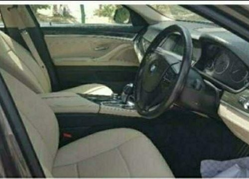 Used 2012 BMW 5 Series 2003-2012 AT for sale in New Delhi